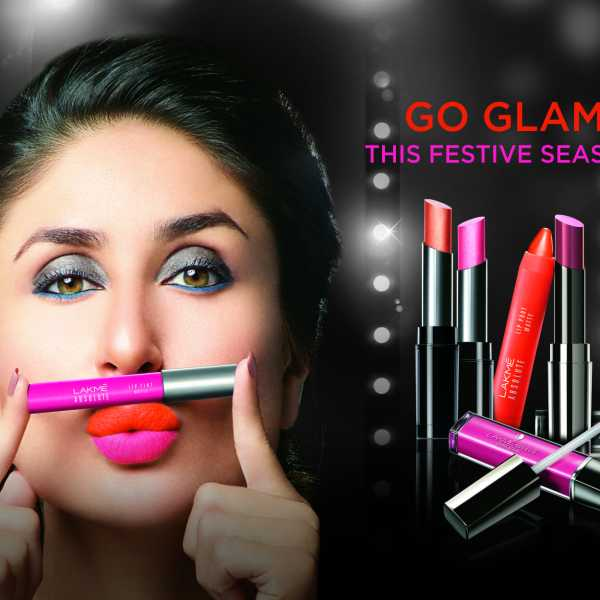 festive make-up essentials Lakme