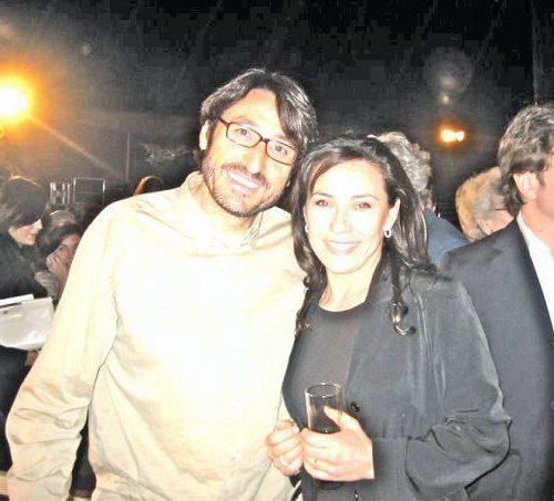 El actor Carmelo Gómez en un evento en el Circo Raluy