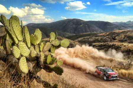 Citroen C3 WRC takes its first win in Mexico