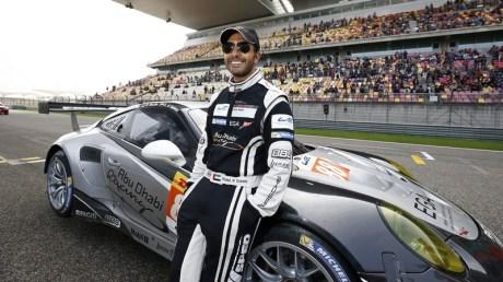 Porsche 911 RSR, Proton Competition: Khaled Al Qubaisi