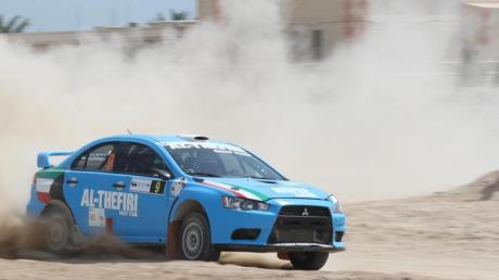 Meshari Al-Thafiri in action in Kuwait last season