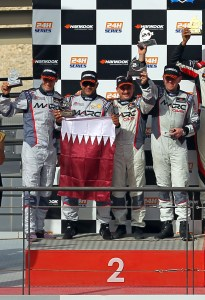 Podium MARC- copyright Darren Rycroft