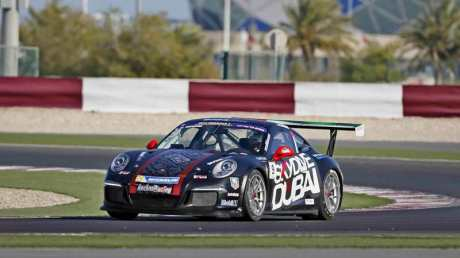 Saeed Al Mehairi - Porsche GT3 Cup Challange Middle East in Qatar