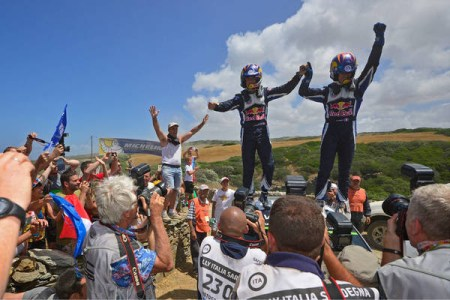 The WRC heats up in Sardinia as Ogier takes the win