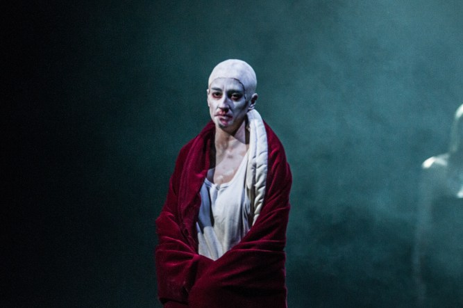 Constanze Becker (Caligula), Berliner Ensemble 2017