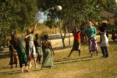 Village Life – Conservation Ecology in Zambia
