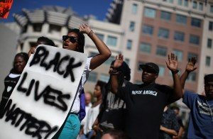 National Moment Of Silence Held For Victims Of Police Brutality