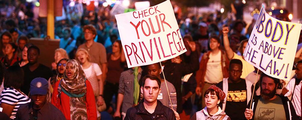 Ferguson reveals America's racial divide