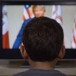 presidential campaign clinton role model ad