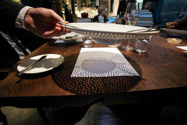 Unique Plate Design