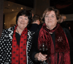Joanne Strugnell and Kath Funnell