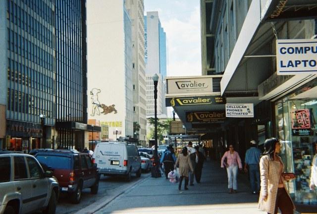Downtown Miami. Credit: Phillip Pessar, Flickr