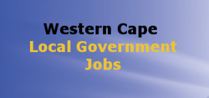 Western Cape Government Jobs