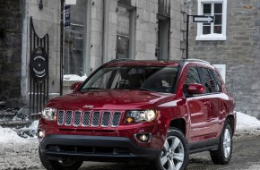 2016 Jeep Compass Latitude $199 Per Month
