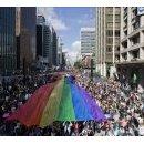 07. Autoridades educativas de Brasil participan en Marcha del Orgullo Gay