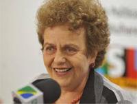 02. Brasil: Feminista Eleonora Menicucci, Ministra de Asuntos de la Mujer
