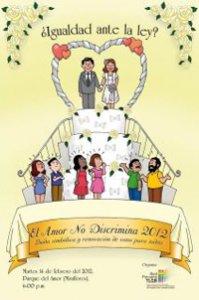 "08. Perú: La Red Peruana TLGB realizó por decimo año la boda simbólica ""El Amor No Discrimina"""