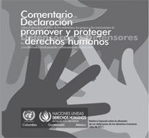 08. ONU: Guía Básica sobre El Derecho a Defender los Derechos Humanos, ahora en español