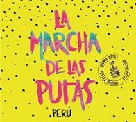 """00. Perú: """"Mujeres en pie de guerra"""", se realizó en Lima la segunda Marcha de las Putas"""