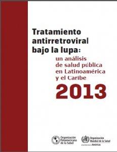 00. Latinoamérica: Nuevo informe sobre acceso a antirretrovirales en LAC
