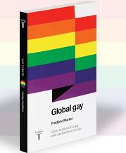 """06. Perú: Reconocido sociólogo y comunicador francés, Fréderic Martel, presentó publicación """"Global Gay"""" en Lima"""