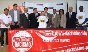 """15. Perú: Ministerio de Cultura presentó campaña """"Alerta contra el racismo en el fútbol"""""""