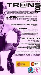 17. Perú: CIUDADANIASX formó parte del ciclo de conferencias Tr@ns parte 2 realizadas en el Centro Cultural de España en Lima