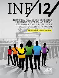02. Perú: Presentan el Informe Anual de derechos humanos de las personas LGBT 2012