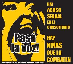 10. Argentina: Campaña de activismo permitió sumar denuncias para condenar a un violador