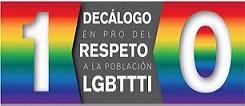 29. México: Presentan decálogo para erradicar homofobia de medios de comunicación