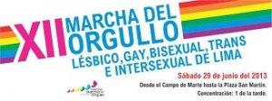 06. Perú: Se realizó la Marcha del Orgullo LGBT con masiva concurrencia
