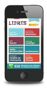 """14. España: La """"app"""" para prevenir la violencia machista recibe 4.000 descargas en su primer mes"""