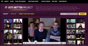 05. EEUU: Lanzan canal en YouTube para apoyar a adolescentes LGTB víctimas de homofobia