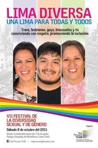 05. Perú: Se realizó el VII Festival de la Diversidad Sexual y de Género