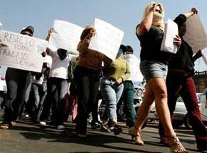 13. México: Trabajadoras sexuales cuestionan ley federal anti trata