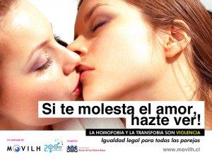19. Chile: Denuncian violencia homofóbica de pastores evangélicos