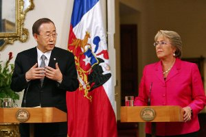 00. Naciones Unidas: Michelle Bachelet ex presidenta de Chile liderará UN WOMEN