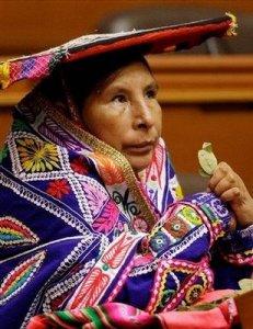 03. Perú: La elección de Hilaria Supa como presidenta de la Comisión de Educación genera controversias