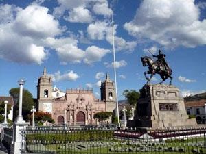 18. Perú: Se realizó Marcha del Orgullo Gay en Ayacucho