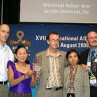 11. Red de trabajadoras y trabajadores sexuales gana premio VIH/Sida y derechos humanos