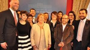 13. Chile: Bachelet promulgó la Unión Civil