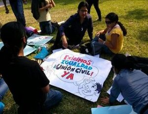 10. Perú: Marcha por la Igualdad: miles salieron a las calles para apoyar la Unión Civil