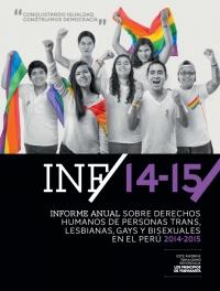 03. Perú: Presentan Informe Anual sobre DD.HH. de Personas Trans, Lesbianas, Gays y Bisexuales 2014-2015