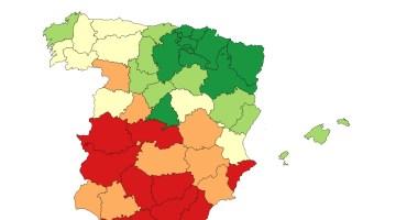 provincias de españa pib