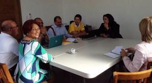 Casa Ya presenta a la Diputada  Minoú Tavárez Mirabal propuesta de ley para solución al déficit habitacional