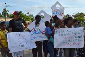 Casa Ya: el Estado debe poner fin a los desalojos forzosos