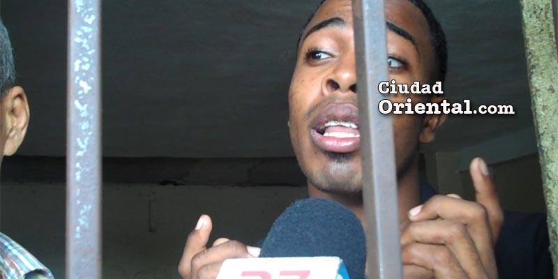 Periodistas pretenden sospechoso de asalto implique al hijo del general Pércival