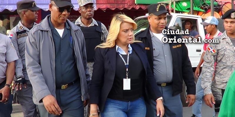 """La fiscal Raquel Cruz regresa """"con todos los poderes"""" contra los ruidos"""
