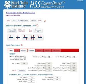 ScreenShot HSS Connex