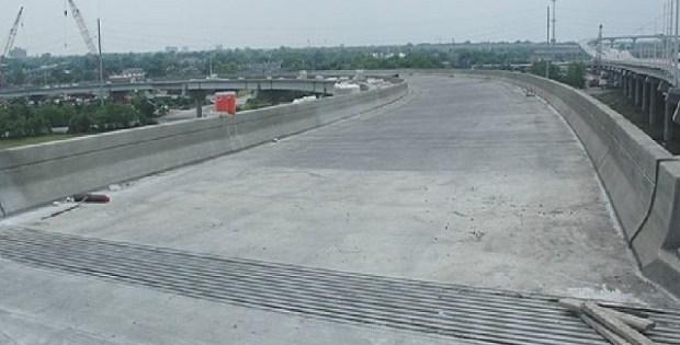 concrete ramps